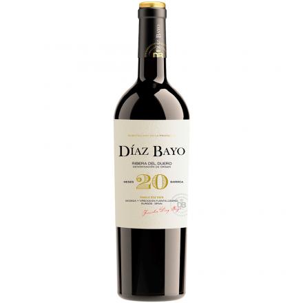 Díaz Bayo 20 Meses