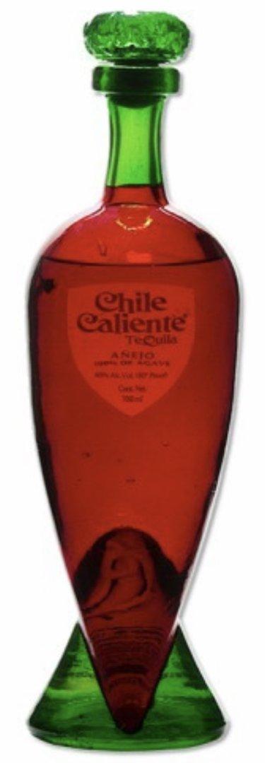Tequila Chile Caliente Añejo