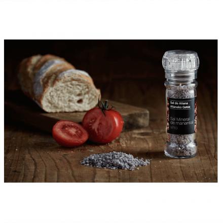 Molinillo sal mineral de manantial VINO