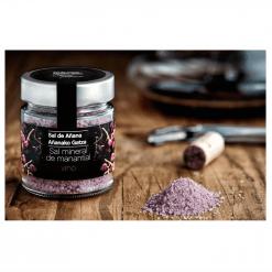 Sal mineral de manantial VINO