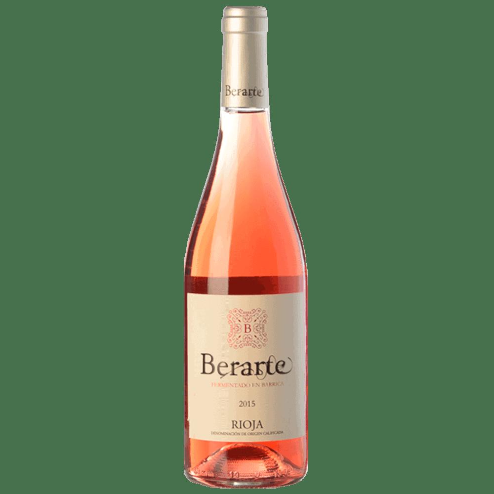 Berarte Rosé Barrel Fermented