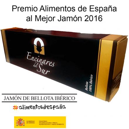 Jamón de Bellota Ibérico Loncheado
