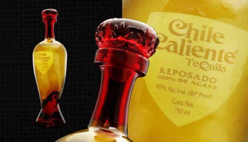Tequila Chile Caliente Reposado