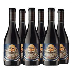 6 Botellas Garnax El Loco