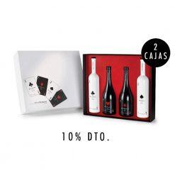 Pack Poker Rioja - 2 Cajas