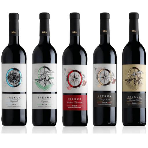 Irekua Rioja Passion Limited Edition Collection