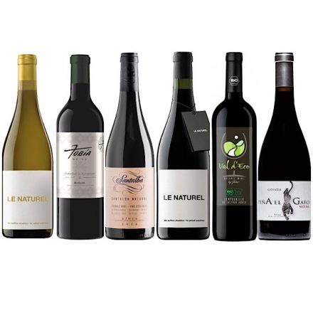 Vinos naturales sin sulfitos