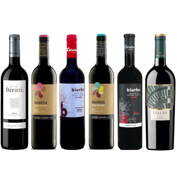 ChinChin Rioja Crianza + Reserva Ecológico