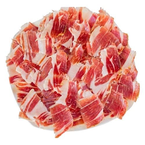 Sliced Cebo de Campo 100% Ibérico Shoulder Ham