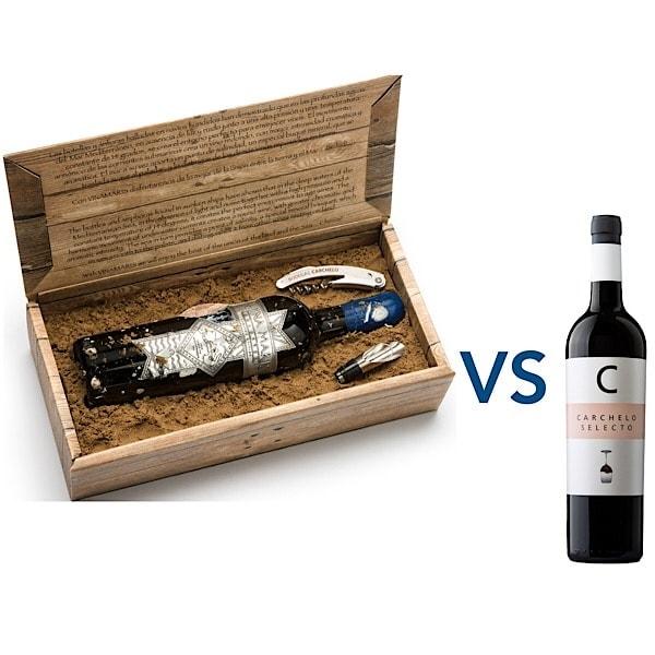 DUO: Underwater Wine VS Earthly Wine