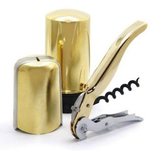 Wine & Champagne Celebration Gold Kit
