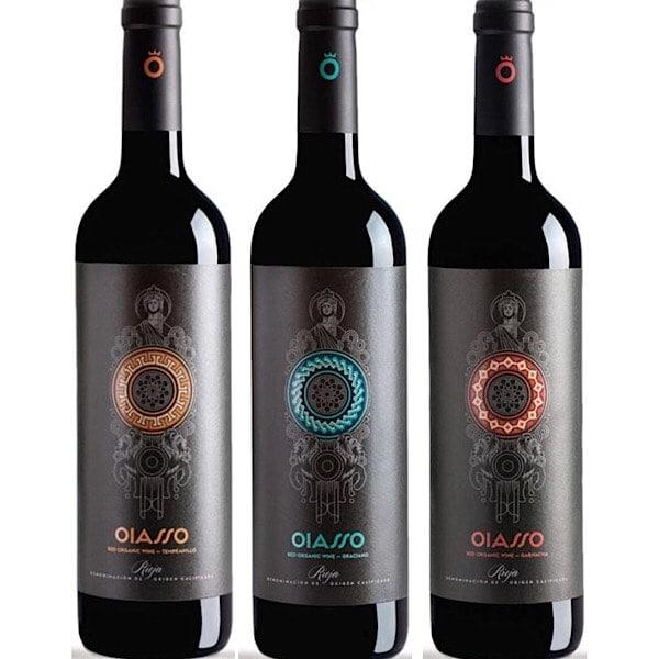 ChinChin Rioja Varietales Oiasso