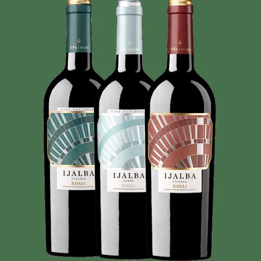 ChinChin Ijalba Organic Rioja