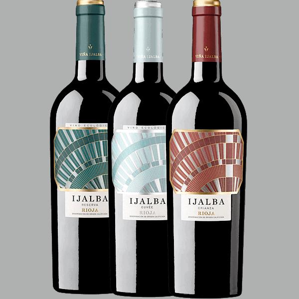 ChinChin Tintos Ijalba Rioja Eco