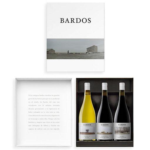 Bardos Trio: Verdejo, Crianza & Reserva