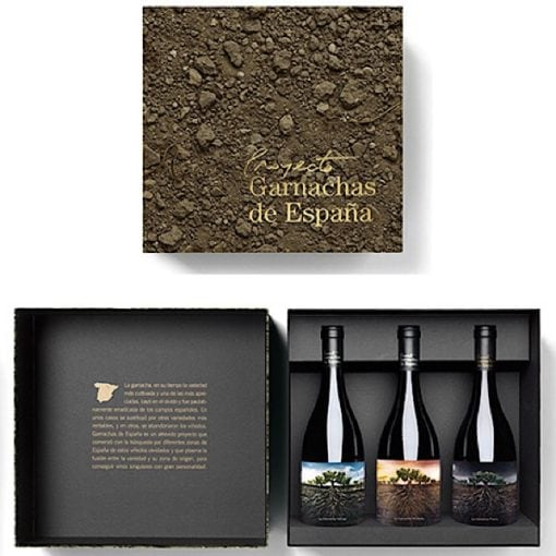 Grenaches from Spain