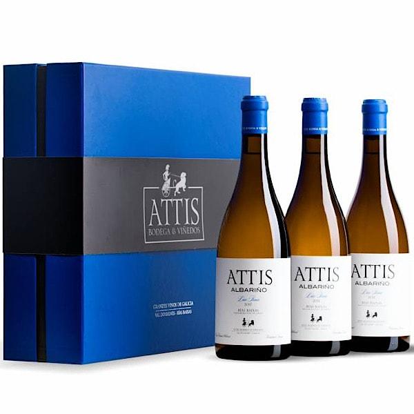 Premium Box 3 Attis bottles