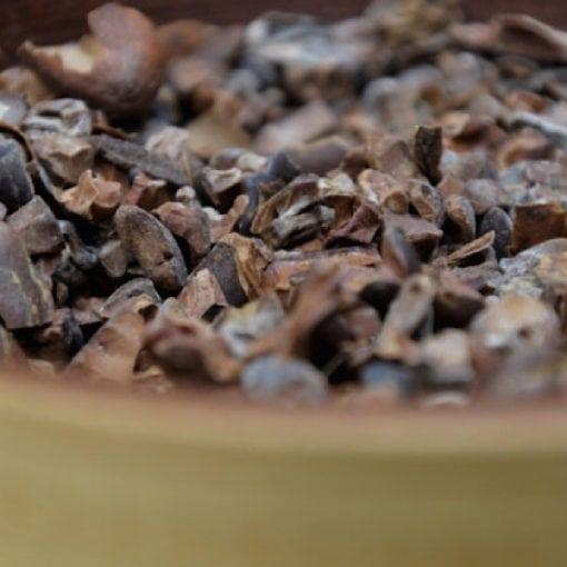 Cocoa & Rioja Red Wine Truffles