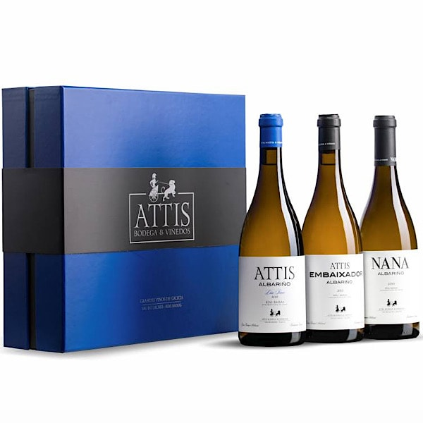 Premium Box Attis + Embaixador + Nana