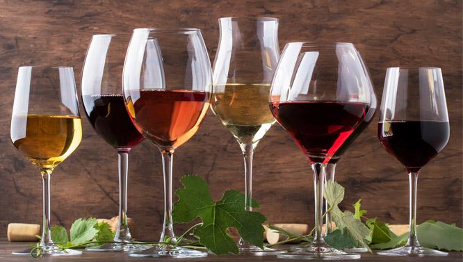 Set Aromas de Vino Completo