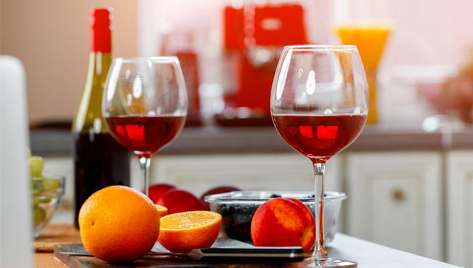 Tarongino Vino de Naranja