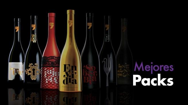 Comprar Packs de vino de calidad