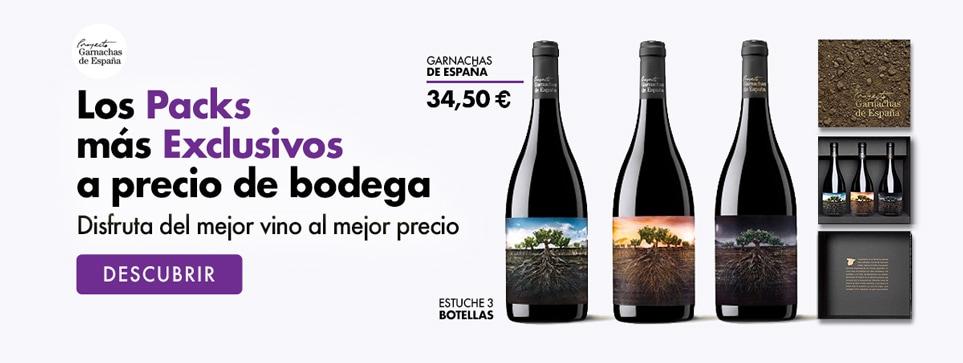 Comprar Estuche Garnachas de España