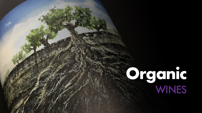 Buy Organic wines