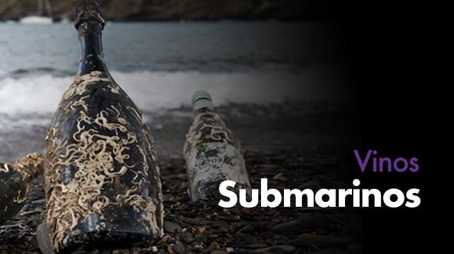 Comprar Vinos Submarinos de calidad